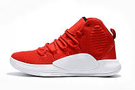 Баскетбольные кроссовки Nike Hyperdunk 2018 red