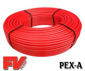 Труба для теплого пола FV-Plast PEX-A 16х2 с кислородным барьером