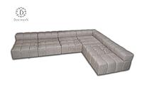 Модульный секционный диван для гостиной комнаты