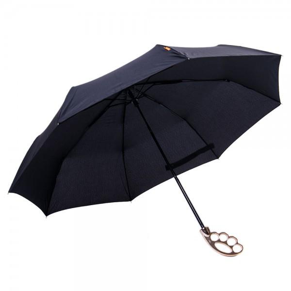 Зонт с ручкой в виде кастета