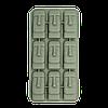 Форма силиконовая для льда Каменные Истуканы, фото 2