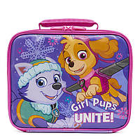 Термосумка ланчбокс Щенячий патруль Скай и Эверест Nickelodeon Paw Patrol Skye Everest Lunch Box из США