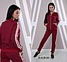 Спортивный костюм, турецкая двух нитка. Размер 42/44 и 44/46, 48. Разные цвета.(4016), фото 8