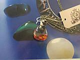 Фантомный кварц кулон с кварцем, фото 3