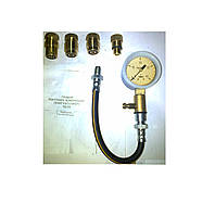 Компрессометр дизель+бензин с гибким шлангом