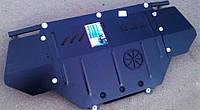 Металлическая (стальная) защита двигателя (картера) Audi 80 B3 ( 1986-1991) (V-1.6; 1.8; 2.0; 1.9D; 1.6TD)