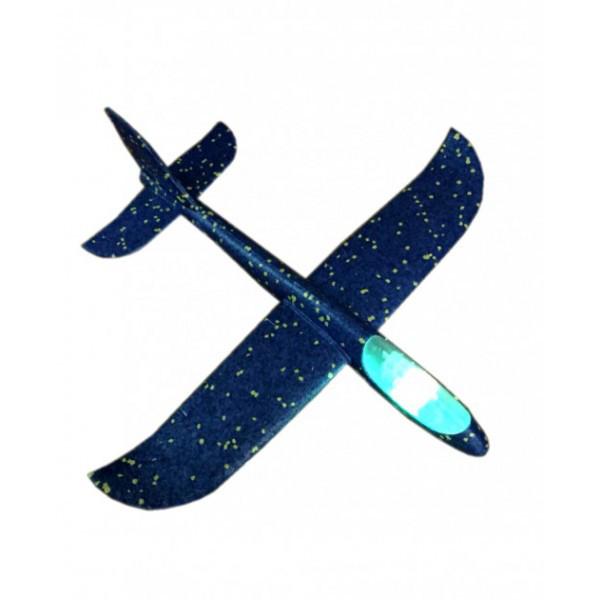 Метательный планер с подсветкой