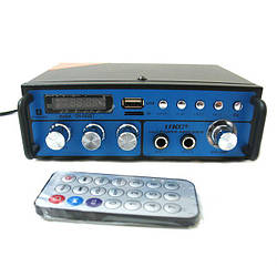 Усилитель звука Bluetooth караоке UKC SN 666 BT