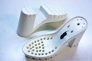 Подошва для обуви женская С 828 белая р.36-40, фото 2