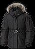 Зимняя парка пальто Columbia Omni-Heat с системой роста