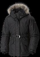 Зимняя парка пальто Columbia Omni-Heat с системой роста, фото 1