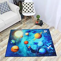 Коврик для детской комнаты Солнечная система