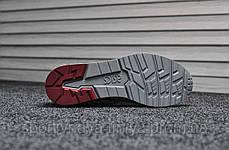 Кроссовки мужские серые Asics Gel Lyte V Nightshade Grey (reflective) (реплика), фото 3