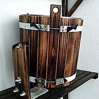 Ведро водопад (обливалка для бани)