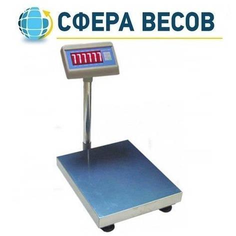 Весы товарные электронные Днепровес ВПД FS405E-T (150 кг), фото 2