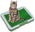 Туалет Лоток для Собак Кошек Домашних Животных Puppy Potty Pad, фото 3