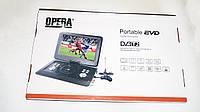 """Портативный ДВД DVD плеер Opera NS-1680 15,6"""" TV Т2, фото 9"""