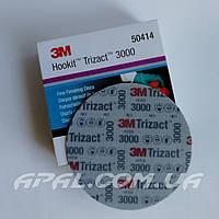 3M 50414 Абразивний полірувальний круг Trizact P3000, 150 мм, фото 1