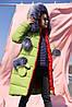 Зимняя детская куртка Мелитта К, фото 4