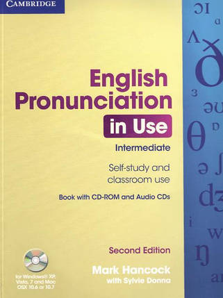 English Pronunciation in Use 2nd Edition Intermediate with answers and Audio CDs and CD-ROM, фото 2