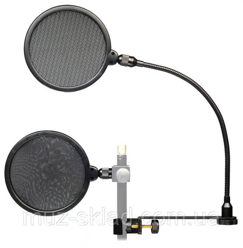 Superlux HM18AG набор поп-фильтров для студийного микрофона