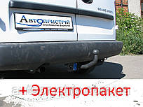 Фаркоп - Opel Combo Фургон (2001-2012)