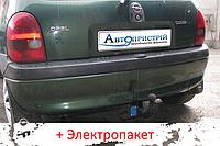 Фаркоп - Opel Corsa B Хэтчбек (1993-2000), фото 1