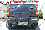 Фаркоп - Opel Frontera B (4х4) Внедорожник (1998-2004)