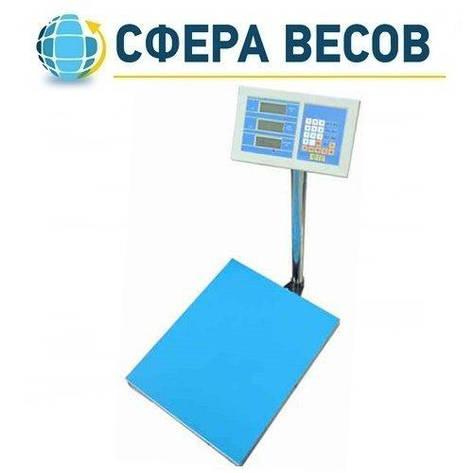 Весы товарные электронные Днепровес ВПД FS405D (150 кг), фото 2