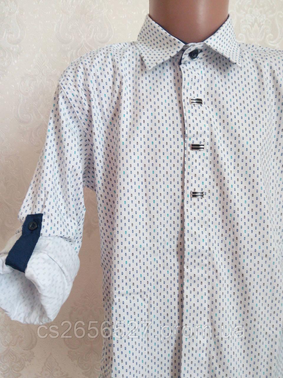 Детская рубашка для мальчика, фото 1