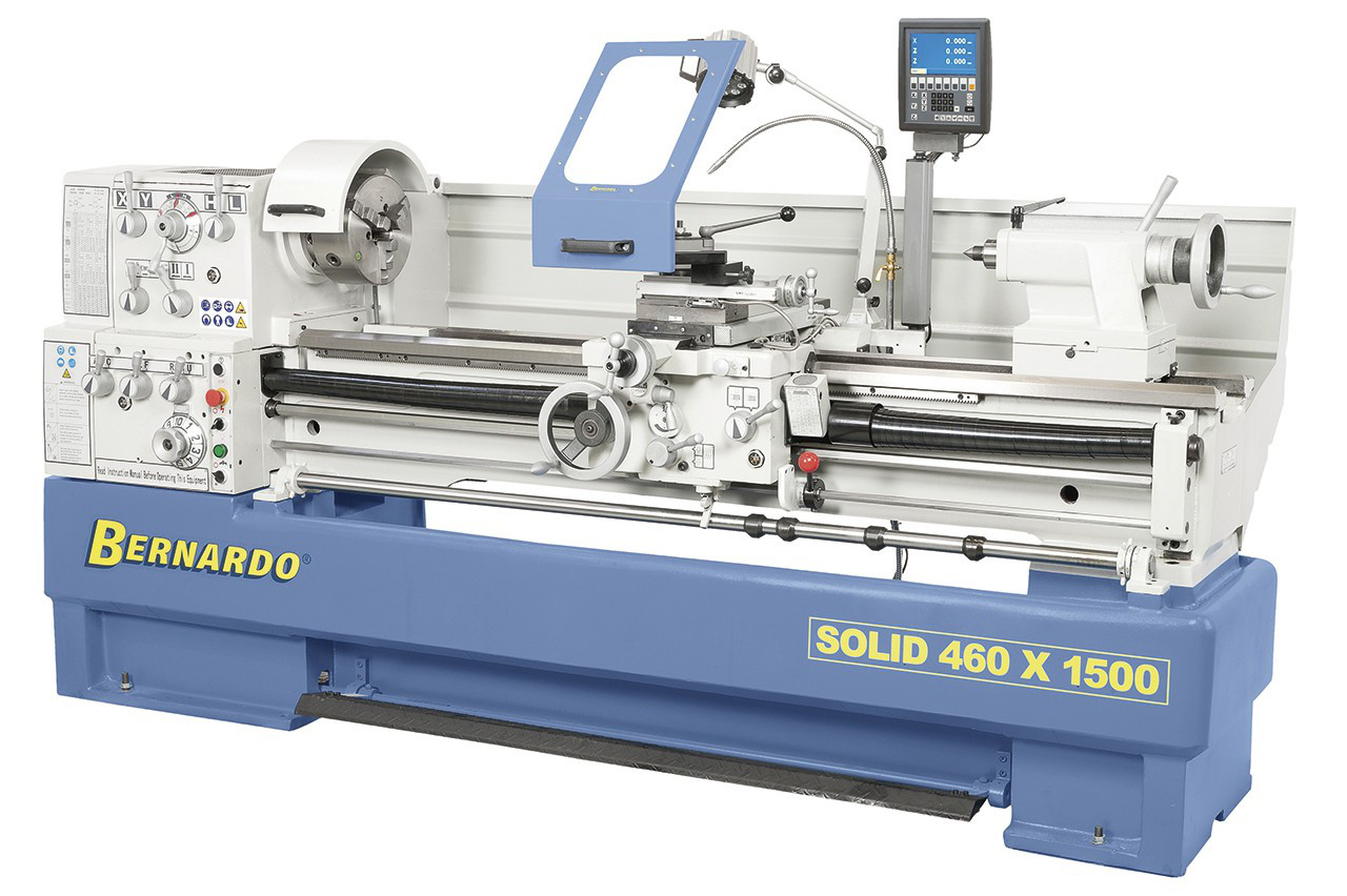 SMART 410x1000 универсальный токарно винторезный станок   токарный станок по металлу производственный Bernardo