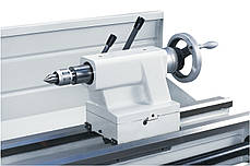 SMART 410x1000 универсальный токарно винторезный станок   токарный станок по металлу производственный Bernardo, фото 3