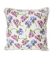 Подушка Прованс Цветочный сад  декоративная 45 x 45 см (000021403)