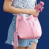 """Жіноча повсякденна сумка """"Нью Йорк Pink"""""""