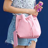 """Жіноча повсякденна сумка """"Нью Йорк Pink"""", фото 1"""