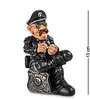 Статуэтка The Comical World of Warren Stratford Полицейский 13 см (902408), фото 1