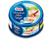 Тунец в собственном соку Nixe Thunfisch-filets 150g