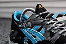Кроссовки мужские черные Asics Gel Lyte V Latigo Bay Gore Tex (реплика), фото 3