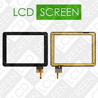 Тачскрин (touch screen, сенсорный экран) для планшетов China-Tablet PC 8; Enot V134; Globex GU801; Ployer Momo 8 Star 8gb