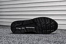 Кроссовки мужские черные Asics Gel Lyte V Triple Black (реплика), фото 2