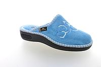 Женские тапочки Spesita на легкой танкетке оптом Домашняя обувь 23159e6a4900f