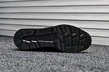 Кроссовки мужские черные Asics Gel Lyte V Triple Black Speckle (реплика), фото 3