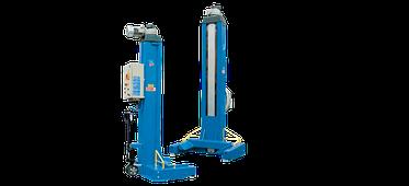 Колонный подъемник 22 т с возможностью расширения 6 - 8 колон, электро-гидравлика, Ravaglioli, SRM95H.4, фото 3