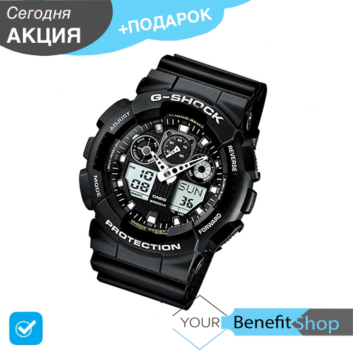 Часы G-SHOCK / мужские часы / наручные часы / casio / спортивные часы