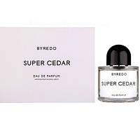 Парфюмированная вода Byredo Super Cedar TESTER, 100 мл