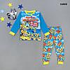 Піжама Minions для хлопчика. 7 років
