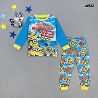 Піжама Minions для хлопчика. 7 років, фото 1