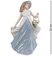 Фигурка Pavone Девушка с корзинкой 34 см (103420), фото 1