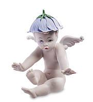 Фигурка Pavone Амурчик в шапочке-цветочке 12 см (102757), фото 1