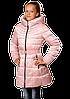 Модные куртки  для девочек осенние новинка 55, фото 9